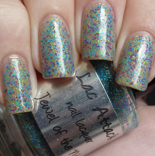 Jewel of the Nile, Lac Attack, swatch