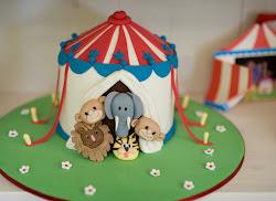 Beginners 6 Circus Animal Tent Class.