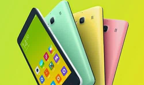 Xiaomi Redmi 2 Dengan Jaringan 4G LTE Diluncurkan di CES 2015