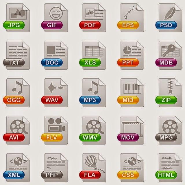 Cara Merubah Format File