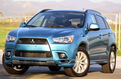 Body Kit Mitsubishi Outlander Delika