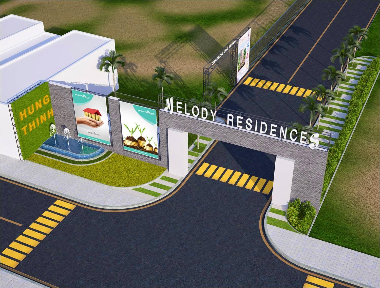 Căn hộ Melody Residences Âu Cơ tại tphcm