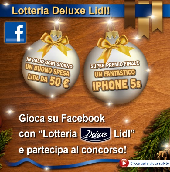 concorso lidl iphone