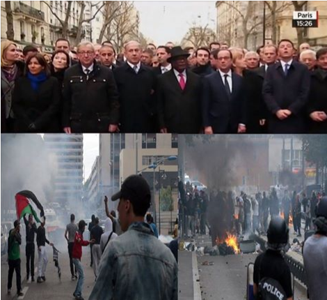 Siapakah Yang Bertanggung Jawab Atas Peristiwa Charlie Hebdo, ISIS atau Tipu Muslihat Mossad