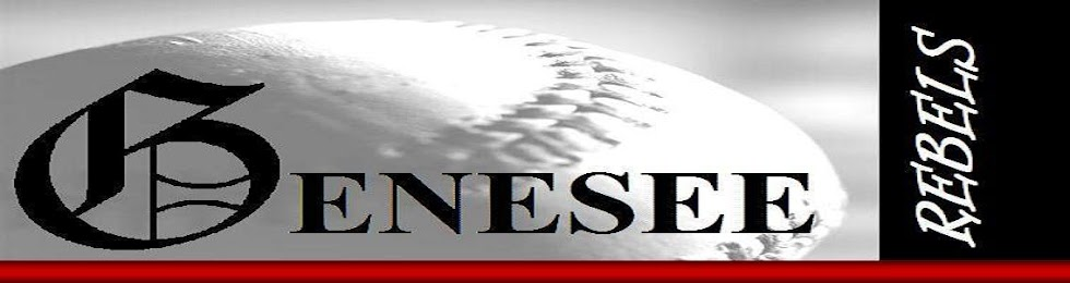 Genesee Rebels Baseball