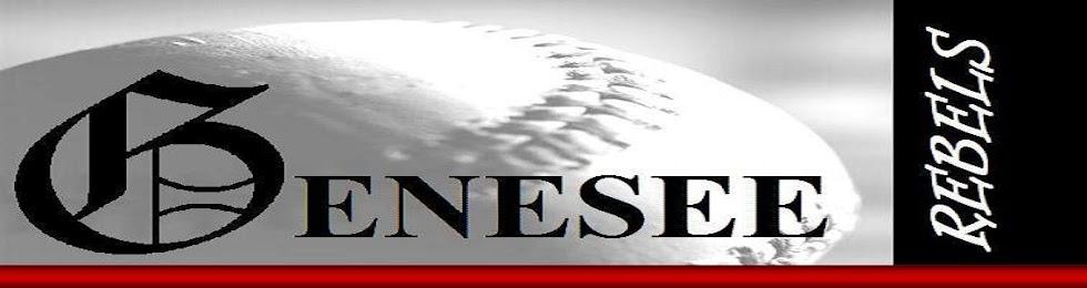 Genesee Rebels Baseball