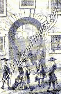 London's Prisons, Prisons were severely overcrowded and mismanaged. They were looked upon primarily as temporary stopping-points before the prisoner was transported, sent for execution or managed to pay to get out.