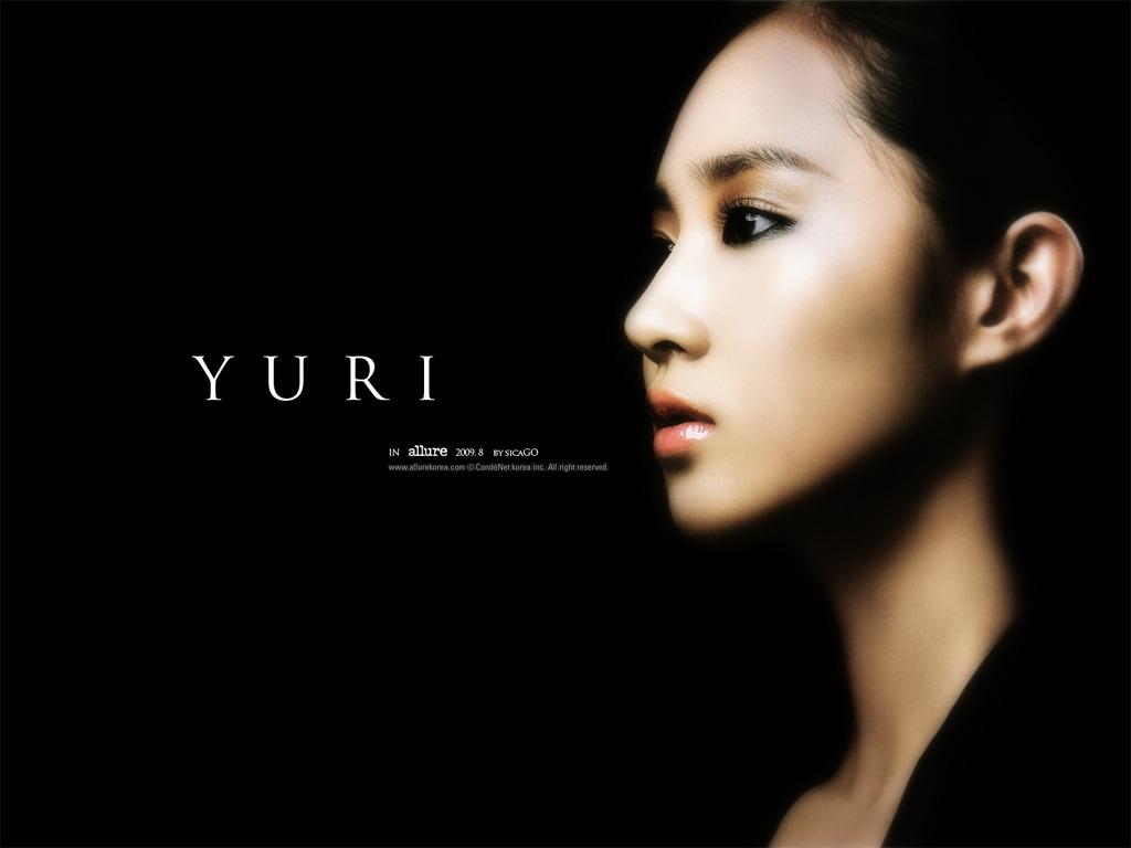 Yuri SNSD Wallpaper