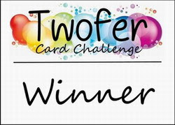 Twofer Card Challenge #10: Harvest
