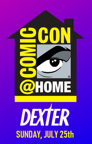 Dexter @ Comic-Con