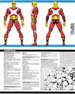 Rampage (ficha marvel comics)