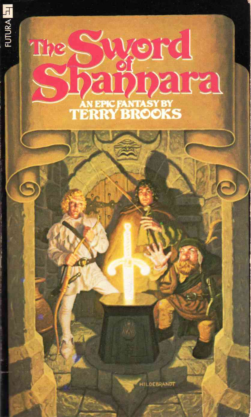 a review of one of shannara books Read common sense media's the shannara chronicles review, age rating, and   of-age characters drink wine at celebrations one character drugs another's.