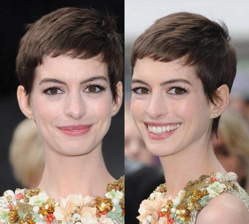 Tóc Jean Seberg - Kiểu tóc ngắn đẹp 2013