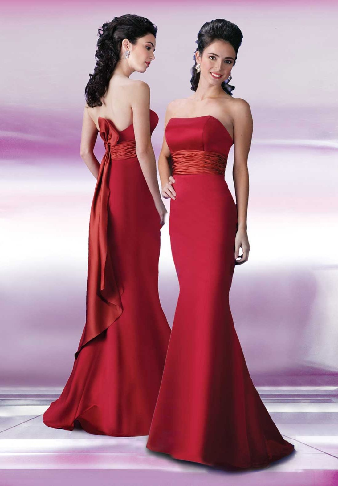 WhiteAzalea Destination Dresses Red color Accents on