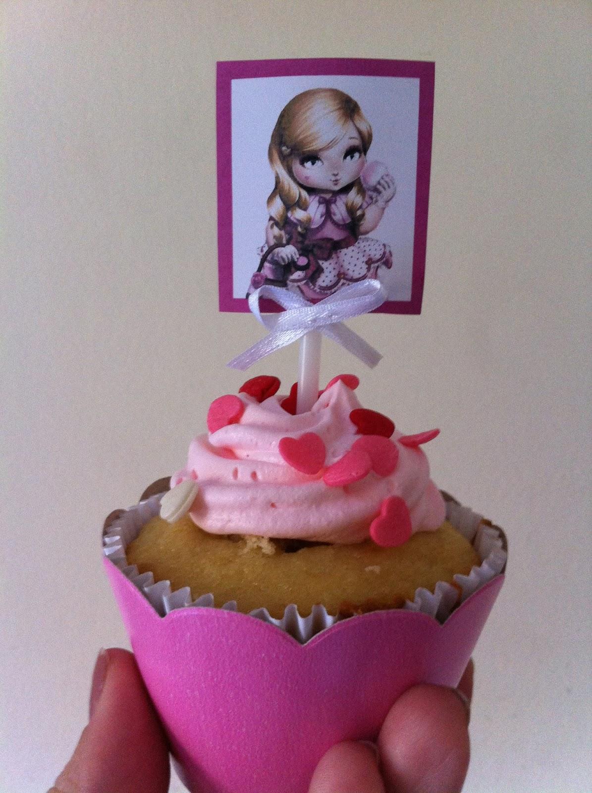 Cupcakebh blog cupcakes jolie - Jolie cupcake ...