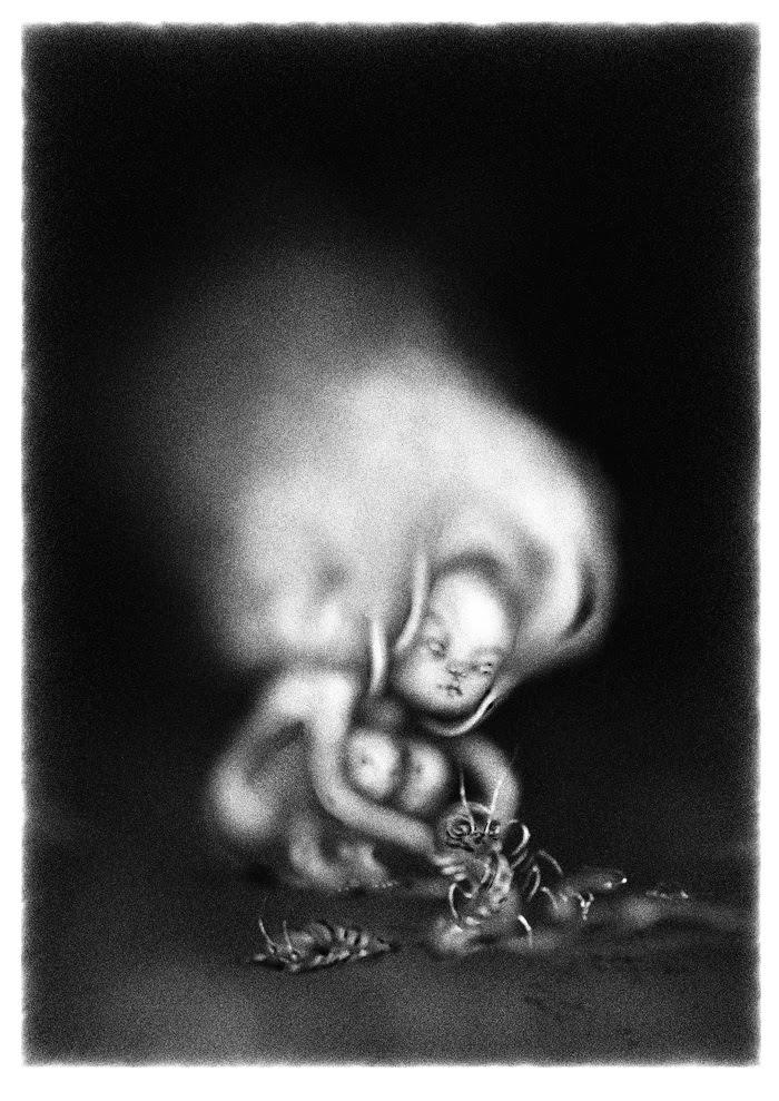 ©Gloria Pizzilli - Ilustración 2013