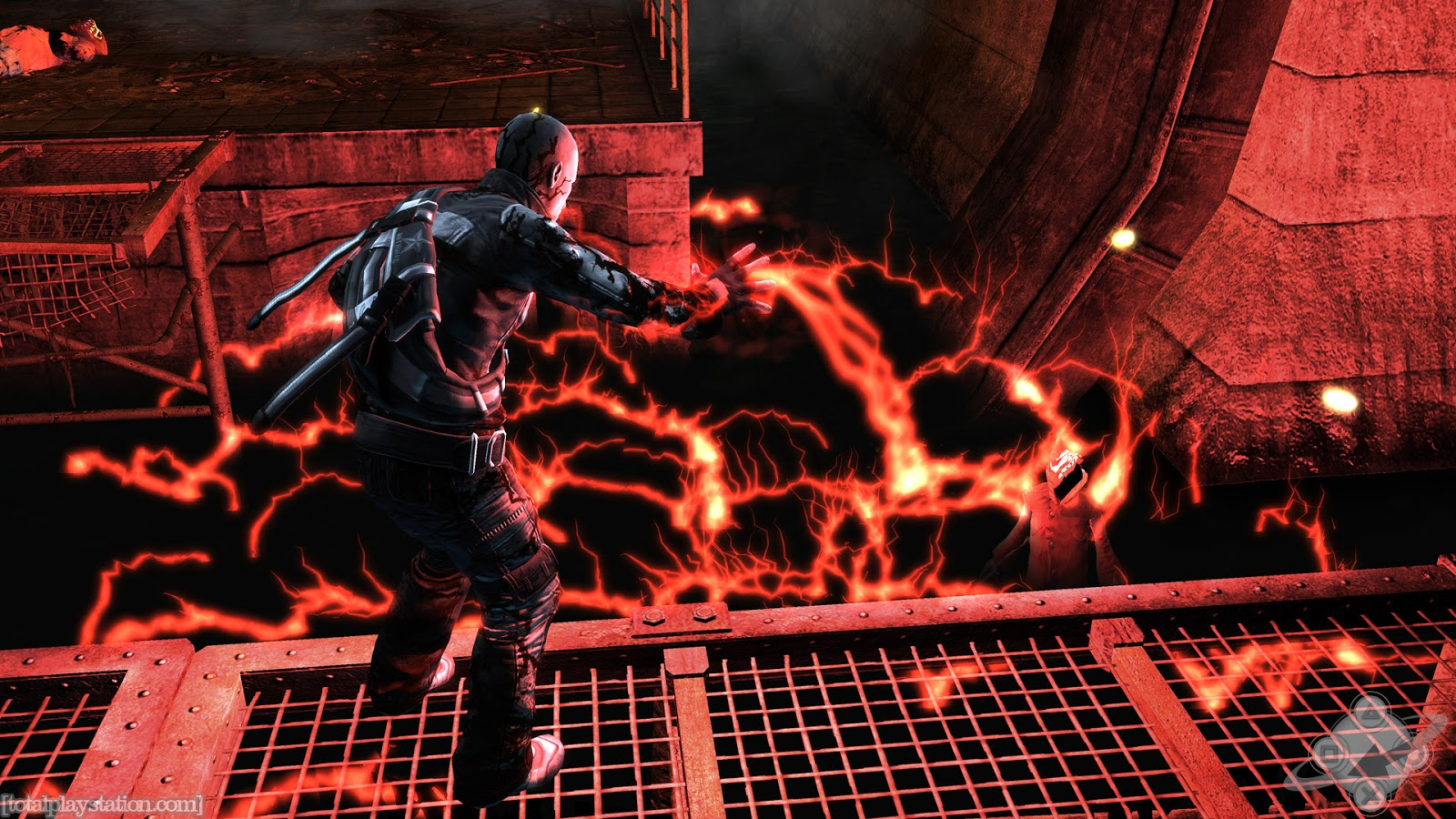 Infamous HD & Widescreen Wallpaper 0.137037998716371