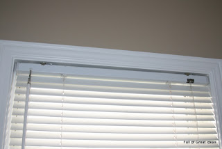 Of Great Ideas Problem Solved My Cheap Solution For Broken Blinds