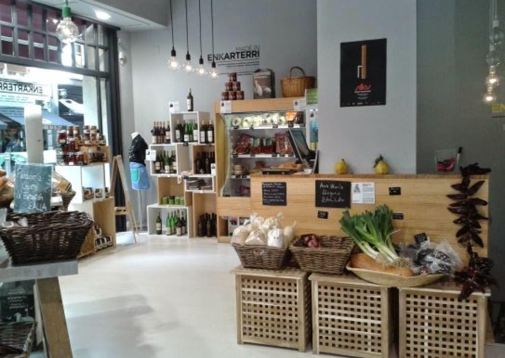 Enkarterri Concept Store, Bilbao