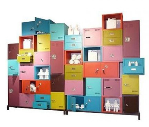 Mcompany style m deco 7 ideas para la habitaci n de dos ni os - Almacenaje juguetes ninos ...