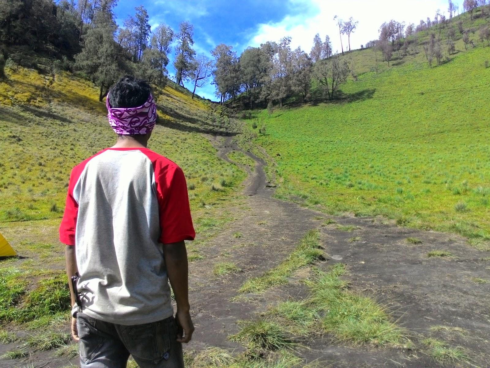 Ranu Kumbolo Surganya Gunung Semeru