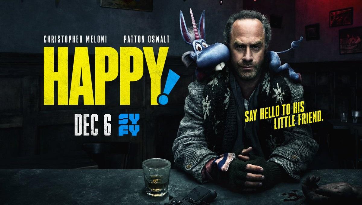 HAPPY!: 1×1
