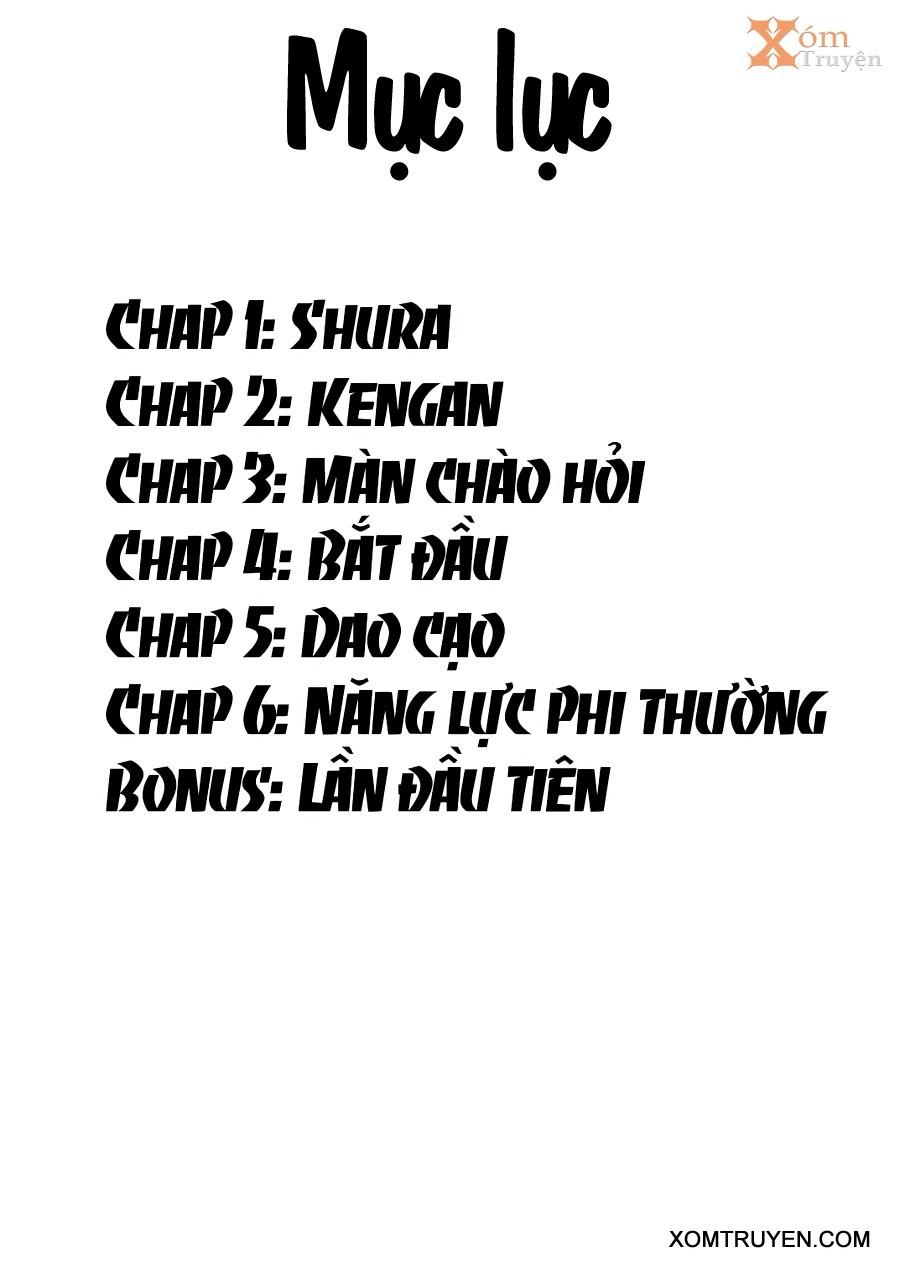 Kengan Ashua Chap 1 - Trang 3