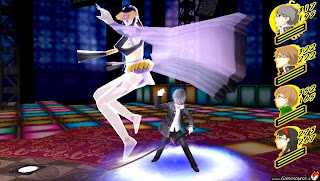 persona 4 the golden combattimento