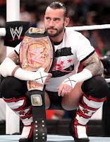 WrestleMania 29 CM Punk