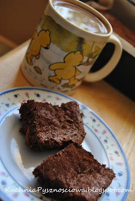 10. Klasyczny Brownie...taki miły poprawiacz humoru