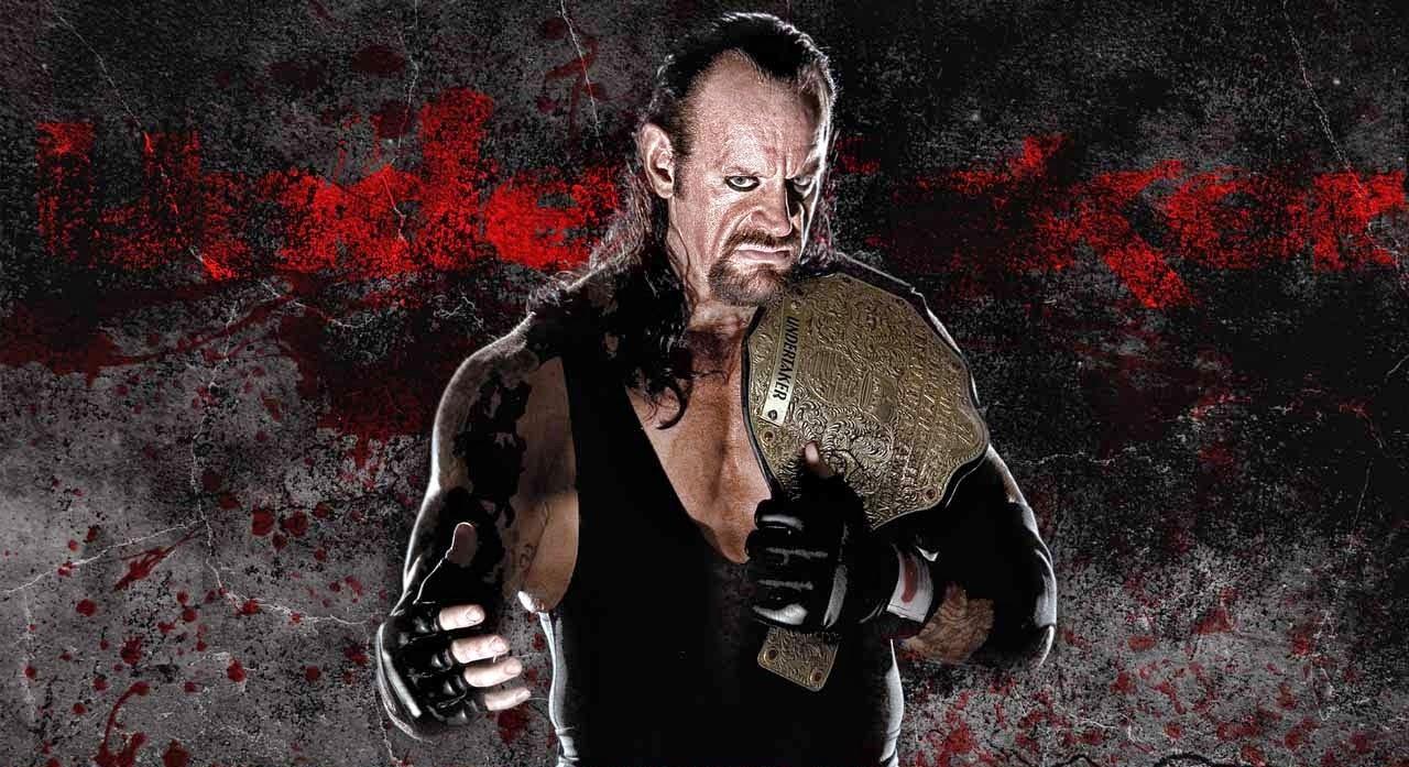 the undertaker wwe wallpaper