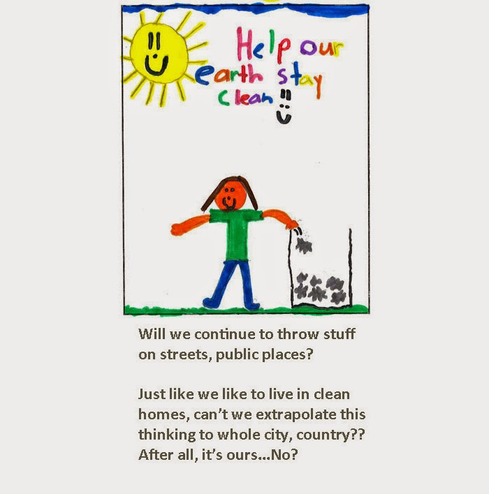 in India...: Swachh Bharat Abhiyan - Citizen participation is must