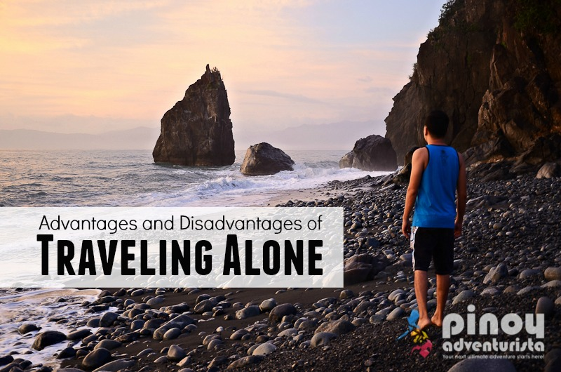 advantages and disadvantages of traveling alone Tours aren't always the way to go when booking your trip  before you book a  tour, weigh the advantages and disadvantages and decide what kind of  and  one can actually feel more lonely in a crowd than being alone, and it's worse  when.