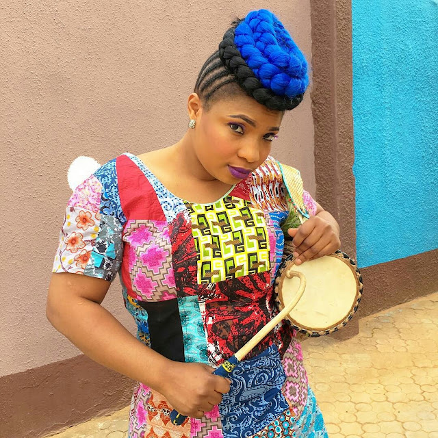LAIDE BAKARE'S NEW PROJECT