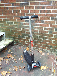 Rimable Foldable Scooter