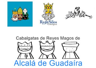 Itinerarios de las cabalgatas de Reyes Magos de Alcalá de Guadaíra