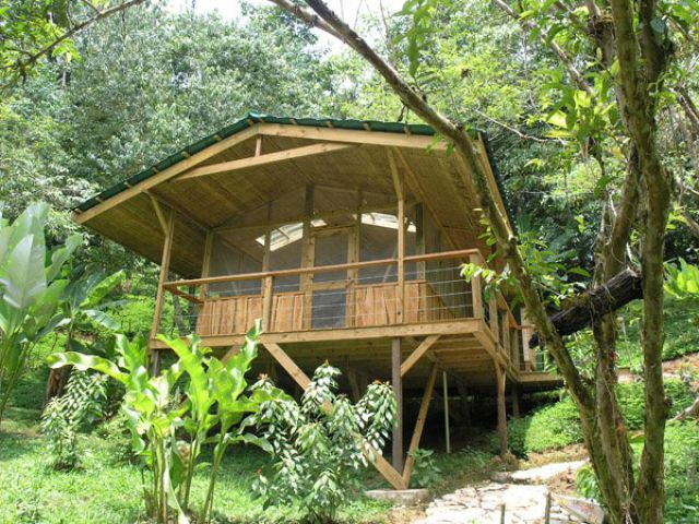 Man made wonders tree house community in costarica for Tree house for sale costa rica