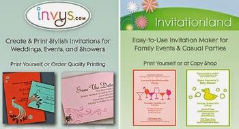 Crea invitaciones para eventos o cumpleaños con Invitationland