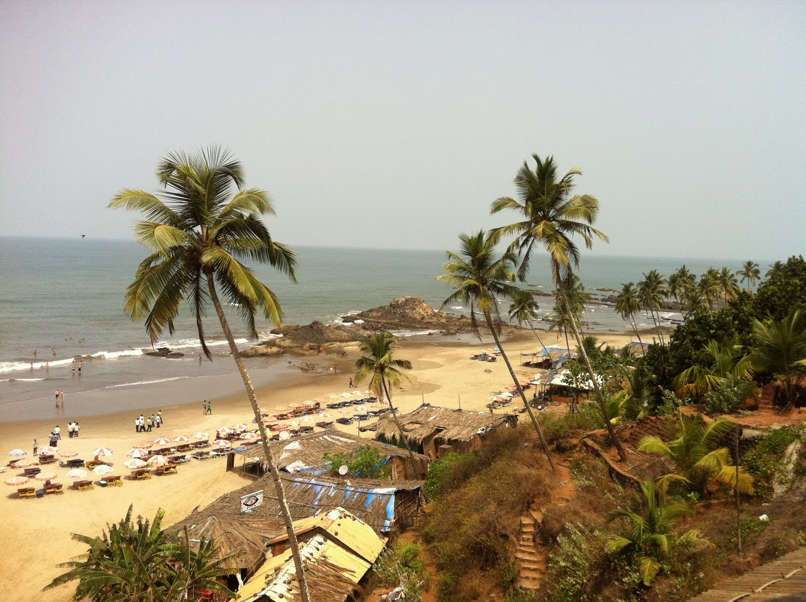 Little Vagator, Goa