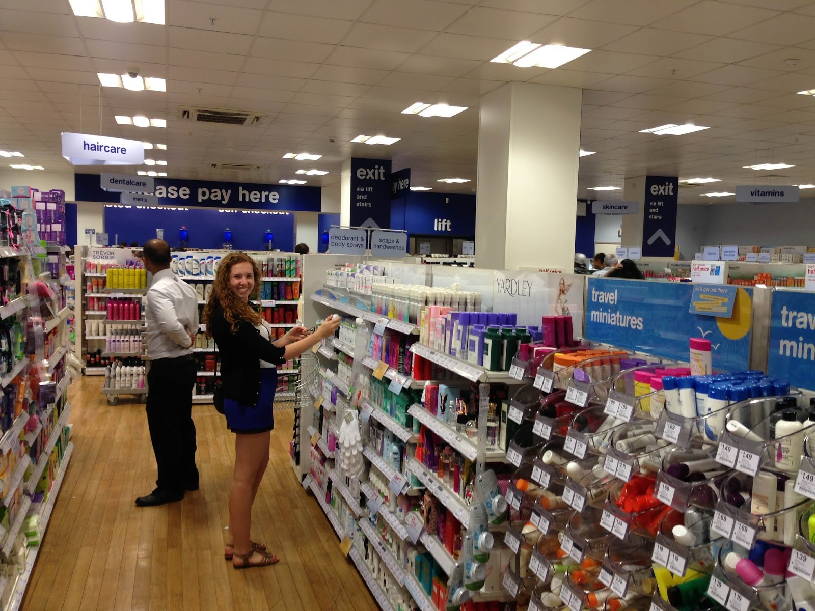 channels my visit to boots uk an international pharmacy