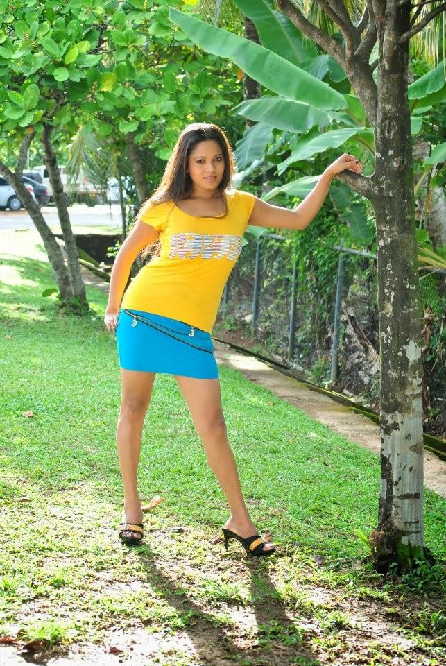 Sri Lankan Best Models: Nethu Priyangika