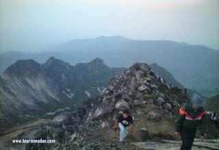 Hiking Sibayak