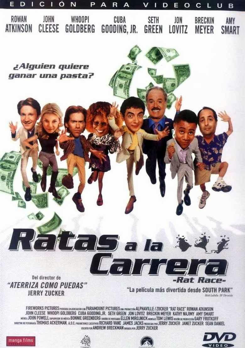 Ver ratas a la carrera rat race 2001 online dvdrip 720p 1080p