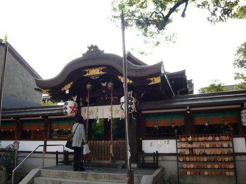 晴明神社拝殿