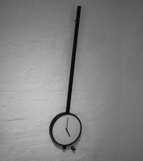 Home Decoration Pendola the Pendulum Clock