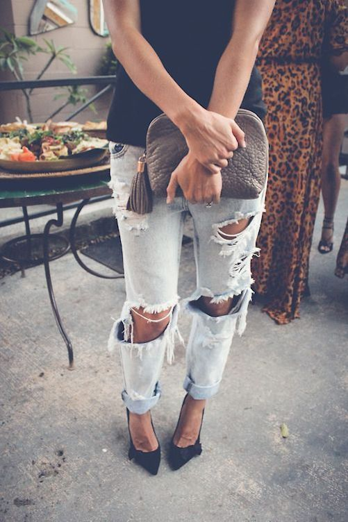 Somewhere, Lately: Best of: Boyfriend Jeans