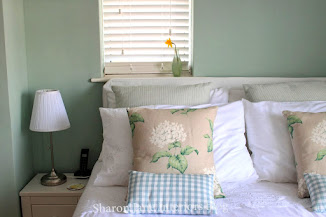 Plain and simple bedroom makeover