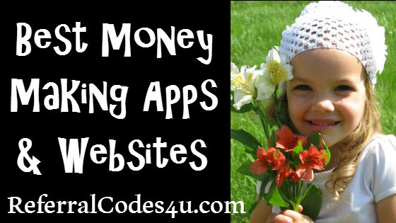 Best Money Making Apps and Websites 2018