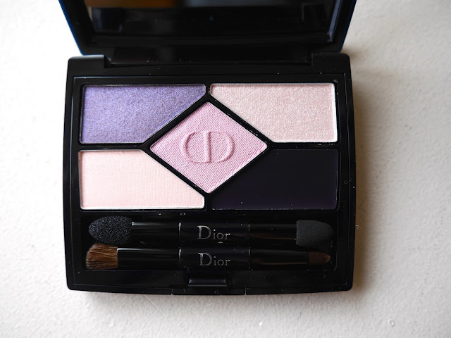 Dior 5 Couleur Designer 808 Purple Design swatch review