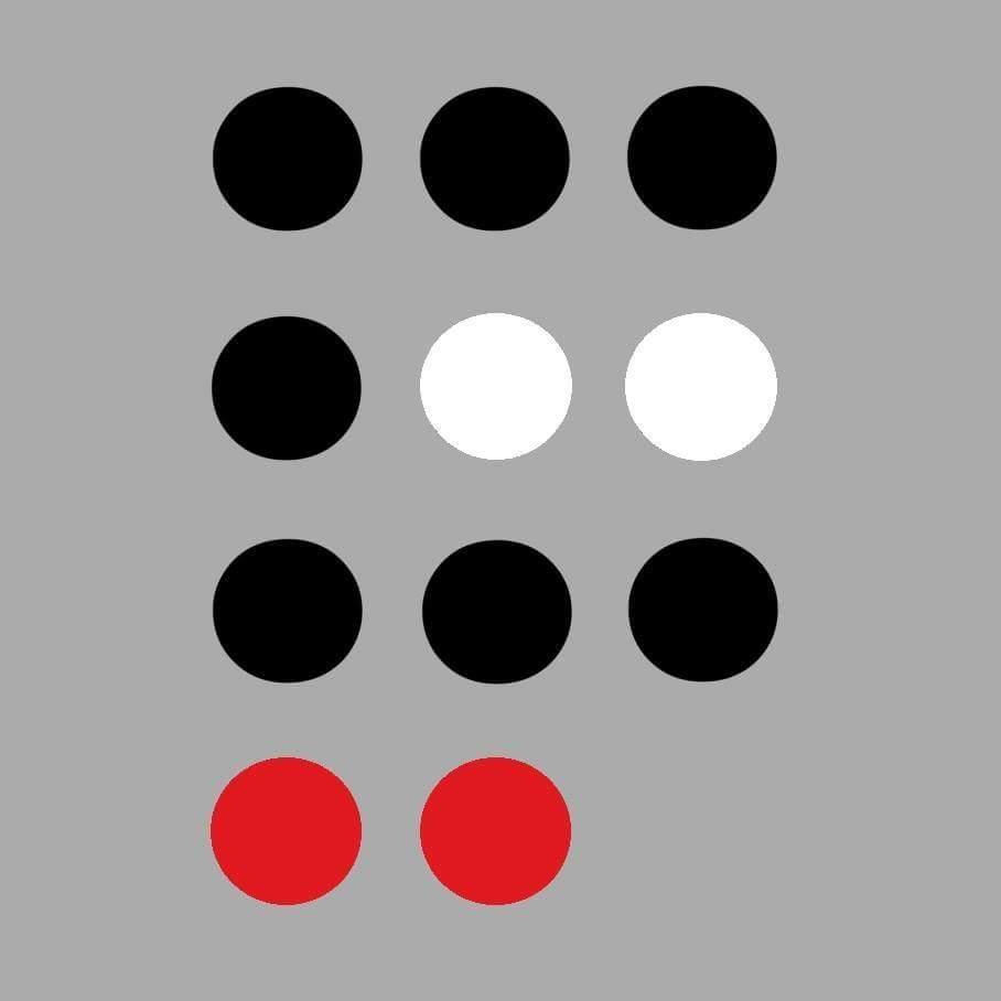 Symboliczne kropki